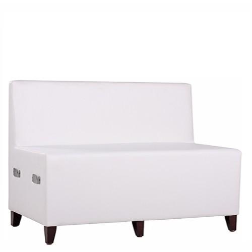 3-Sitzer-Polsterbank MICA 3 RLV - 120 cm lang