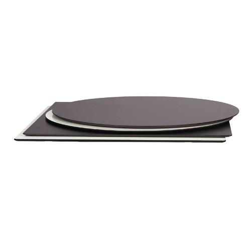 HPL-Kompakt-Tischplatte - 10 mm stark