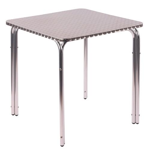 Outdoor-Tisch IRENA 77 - Aluminium