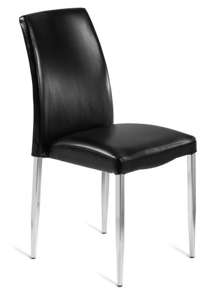 Metallstuhl ROSANA schwarz