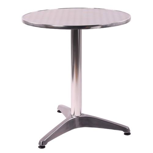 Outdoor-Tisch MIRA D60 - Aluminium