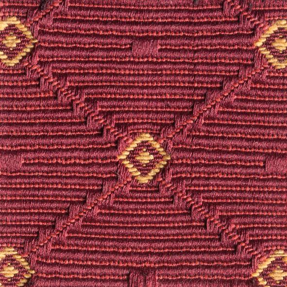 Rauten-Muster rot AYT