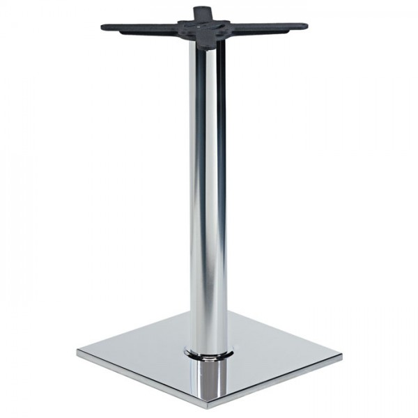 Tischgestell RIANO CR - verchromt