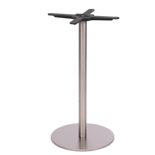 Tischgestell MARIANO - Edelstahl