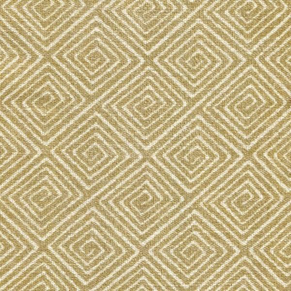 Stoff mit Rauten-Muster SA702 grün