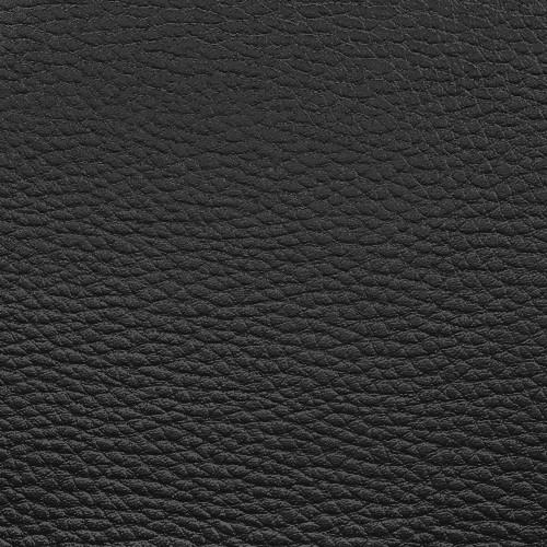 Kunstleder mit Prägung KB39 schwarz