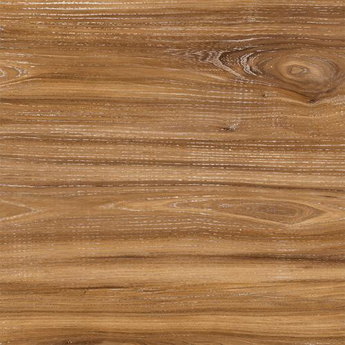 Wetterfeste Tischplatte TOPALIT Smartline - Holzdekor Washed Elm für Gastronomie und Hotellerie