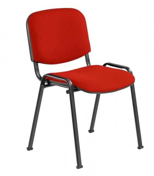 Stapelstuhl ISO Gestell schwarz