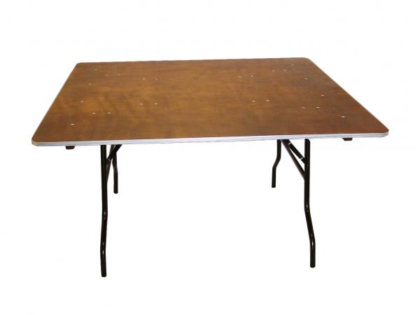 Bankett-Tisch MQ quadratisch, klappbar