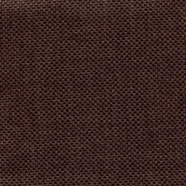 Uni-Möbelstoff mit Grober-Struktur VAN109 - dunkelbraun ( mit Fleckschutz )