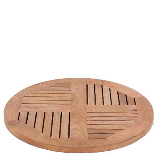 Tischplatte Teakholz 25 mm stark