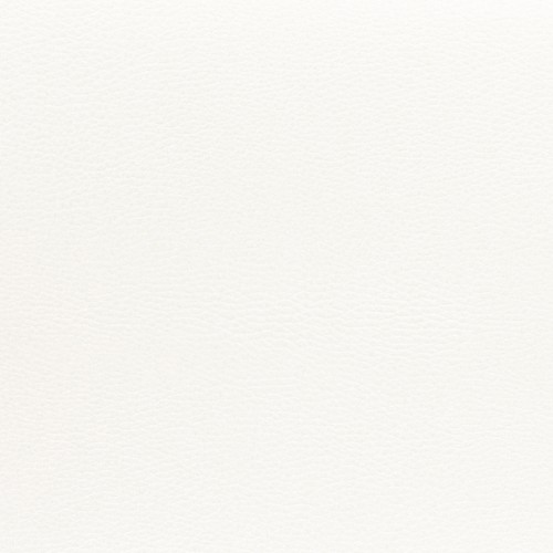 Kunstleder schwer entflammbar B1 - weiß