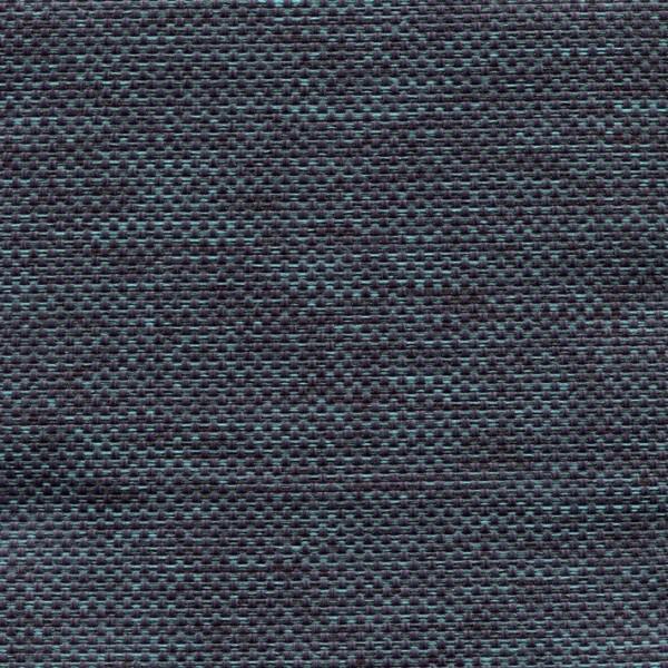 Uni-Stoff mit grober Struktur VAN116 blau-türkis