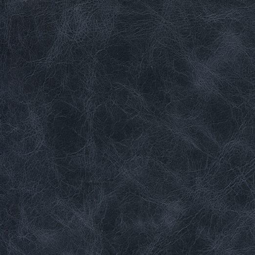 Echtleder LA antiklook Nachtblau