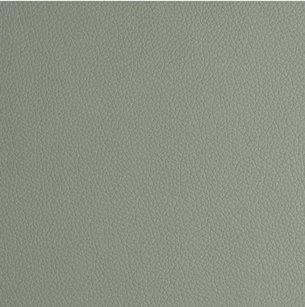 Hochwertiges Kunstleder mit Prägung ARI light grey