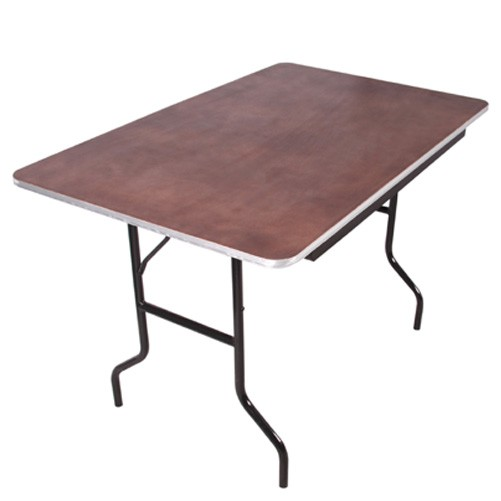 Bankett-Tisch ME eckig, klappbar