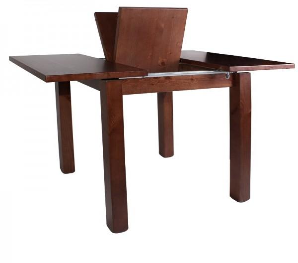 ausziehbarer Holztisch Esstisch aus Kiefer massiv FRANCA AT