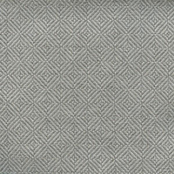 Stoff mit Rauten-Muster DUB01 grau-beige