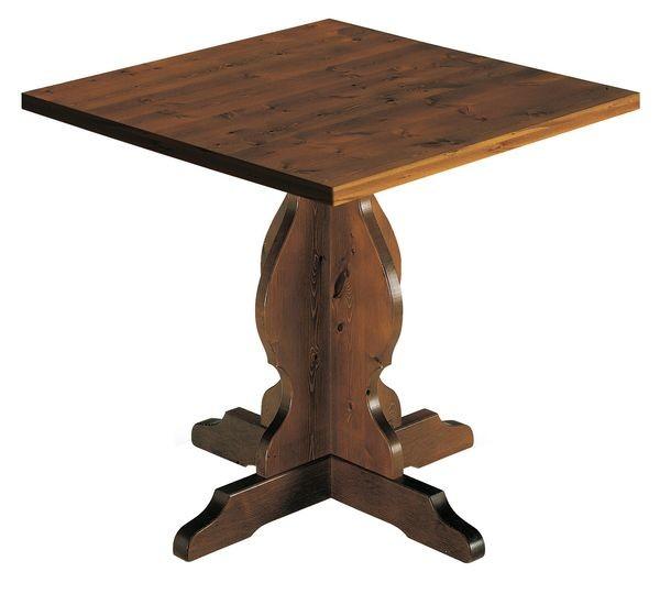 Holztisch ALVA - in mehreren Größen