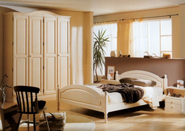Ausstattung Hotelzimmer im Landhausstil MARTA