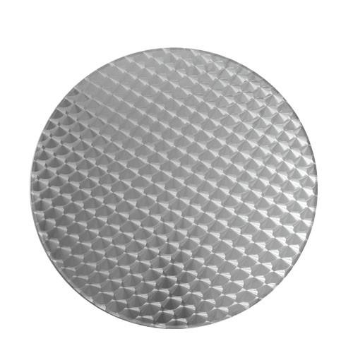 Tischplatte INOX rund