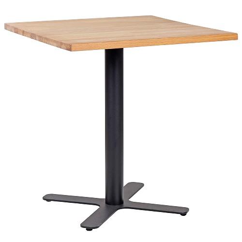 Bistrotisch LEVONA mit Melamin Tischplatte