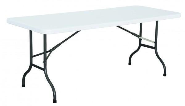 Bankett-Tisch BME 183 (183 x 76 cm) klappbar
