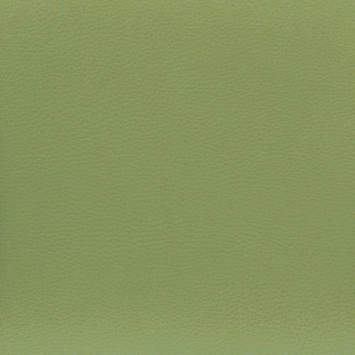 Kunstleder B1 schwer entflammbar - mandelgrün
