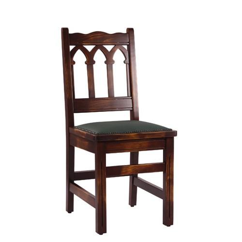 Holzstühle Massivholzstühle GOTHIC für Gastronomie