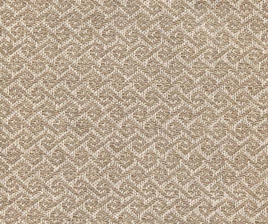 Möbelstoff MAYA14 grau-beige mit trendigem Rauten-Muster
