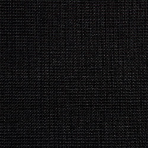 Uni-Stoff mit feiner Struktur SF02 schwarz