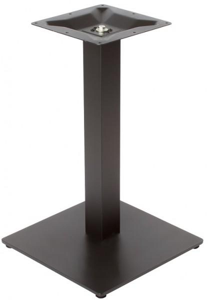 praktisches Tischgestell NIZZA 55 für die Gastronomie geeignet für Tischplatten bis 100 x 100 cm