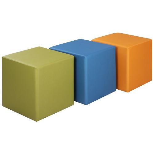 Sitzwürfel CUBO 1 (45x45 cm) - große Farbauswahl