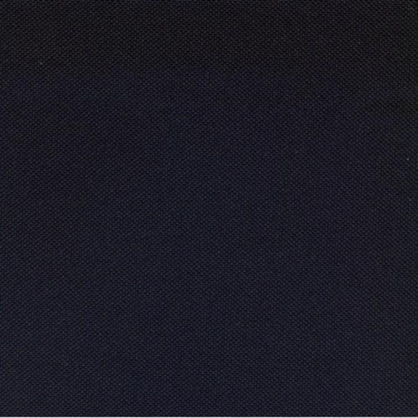 Schwer entflammbarer Möbelstoff MIR6651 schwarz