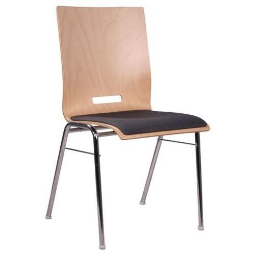 Holzschalenstuhl / Stapelstuhl COMBISIT A42 SP
