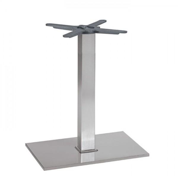 Tischgestell PADUA 64IX - Edelstahl