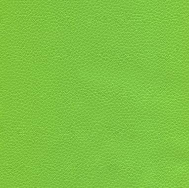 Polster- & Möbelleder BRC3 Meterware - apfelgrün - schwer entflammbar