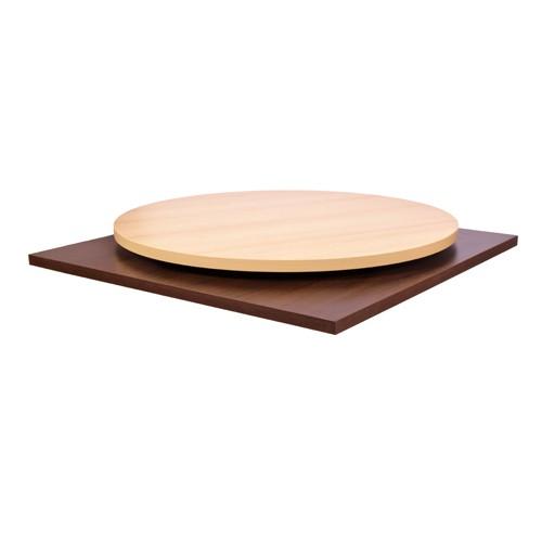 Tischplatte Laminat (HPL) - 26 mm stark