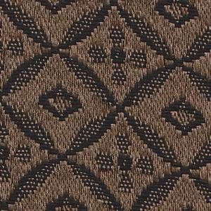 Stoff mit Rauten-Muster SR 421 braun