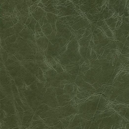 Echtleder LA antiklook grün