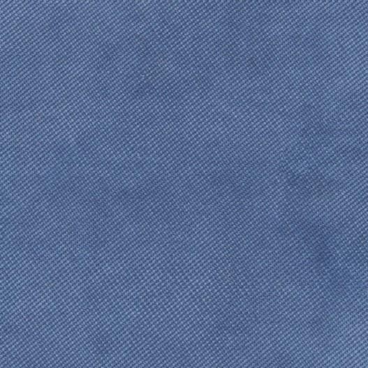 Velour-Stoff mit Wasser & Fleckschutz VER27 blau