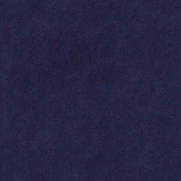 Mikrofaser Polsterstoff mit Samt-Effekt -BELTE47 nachtblau