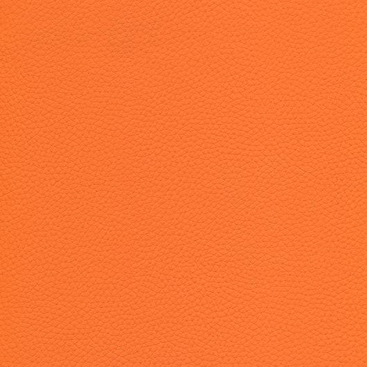 Polster- & Möbelleder BRC2 Meterware - orange - schwer entflammbar