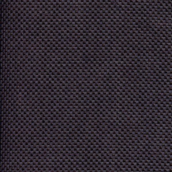 Uni-Möbelstoff mit Grober-Struktur VAN117 - dunkelblau-schwarz ( mit Fleckschutz )