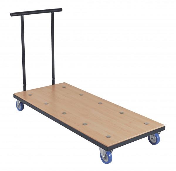 Transportwagen KT 187 für Klappptische 180x70 cm