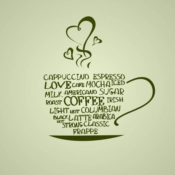 Tischplatte TOPALIT Coffeecup