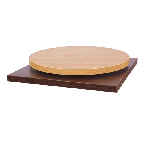 Tischplatte Melaminharz - 44 mm stark -