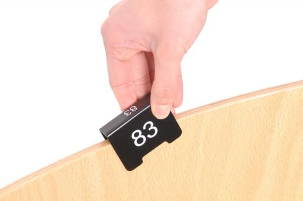 Stuhl-/ Sitzplatznummerierung