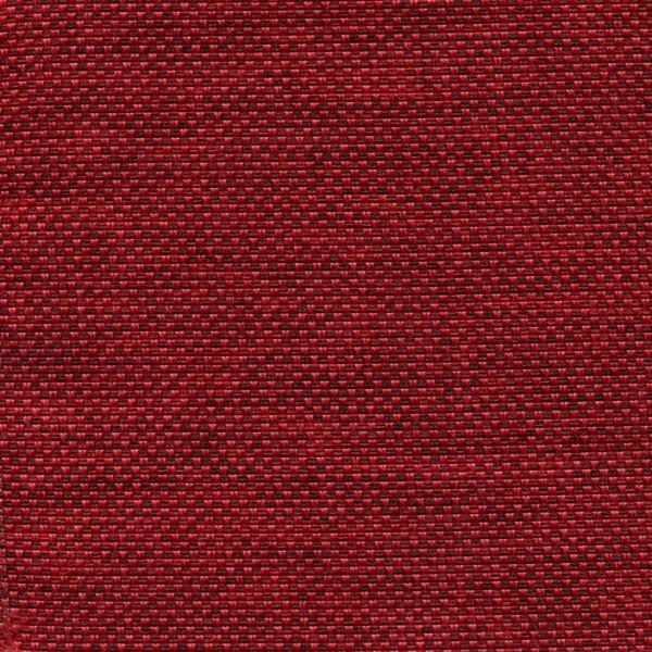 Uni-Stoff mit grober Struktur VAN111 rot-schwarz