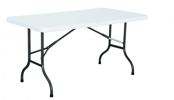 Bankett-Tisch BME 122 (122 x 61 cm) klappbar